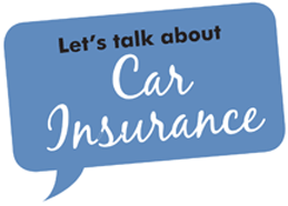 Let's talk about car insurance