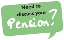 Need to discuss your pension?
